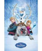 Groothandel frozen maxi poster sven 61 x 91 5 cm speelgoed