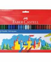 Groothandel gekleurde viltstiften 50 stuks speelgoed