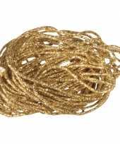 Groothandel goudkleurig touw 5 mtr speelgoed