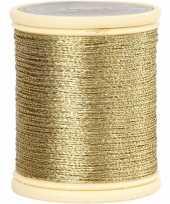 Groothandel hobby draad metallic goud 40 m speelgoed