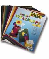 Groothandel hobby golfkarton gekleurd 10 vellen speelgoed