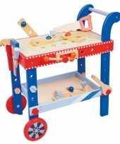 Groothandel kinder gereedschapswagen met gereedschap speelgoed