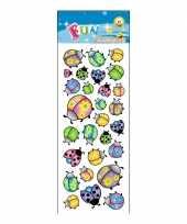 Groothandel kinder lieveheersbeestje stickers speelgoed