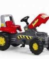 Groothandel kinder speelgoed tractor rood