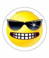 Groothandel kinder sticker stoere smiley type 3 speelgoed