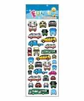 Groothandel kinder stickers voertuigen speelgoed 10068486