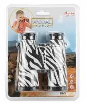 Groothandel kinder verrekijker zebraprint speelgoed