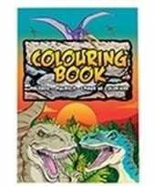 Groothandel kinderspeelgoed dinosaurussen thema kleurplaten a4 formaat kleurboeken tekenboeken