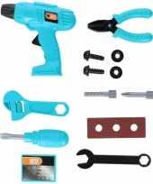 Groothandel klus speelgoed gereedschap 13 delig voor jongens
