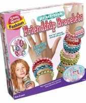 Groothandel luxe armbanden knutsel set speelgoed