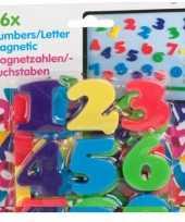 Groothandel magnetische cijfers 26 stuks speelgoed