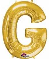 Groothandel mega grote gouden ballon letter g speelgoed
