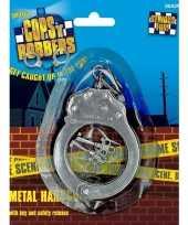 Groothandel metalen speelgoed handboeien