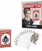 Groothandel mindfuck speelgoed spel kaartentrucs voor kinderen