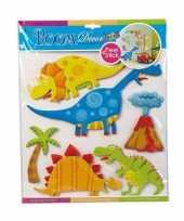 Groothandel muurstickers met dinosaurussen speelgoed