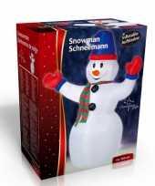 Groothandel opblaas decoratie sneeuwpop 240 cm speelgoed