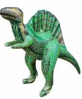 Groothandel opblaas spinosaurus dino groen 76 cm speelgoed