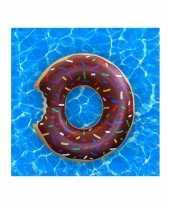 Groothandel opblaasbare donut zwemband speelgoed