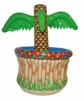 Groothandel opblaasbare palmboom koeler speelgoed