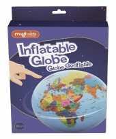 Groothandel opblaasbare speelgoed wereldbol globe 30 cm