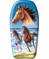Groothandel paarden speelgoed zwem bodyboard 82 cm voor jongens meisjes kinderen