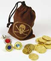 Groothandel piraten buit in buidel speelgoed