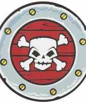 Groothandel piraten schild 52 x 15 cm speelgoed