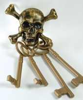 Groothandel piraten sleutels doodskop speelgoed