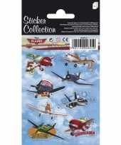 Groothandel planes stickers 3 vellen speelgoed