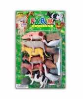 Groothandel plastic boerderij dieren 26 delig speelgoed