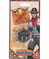 Groothandel plastic sheriff ster speelgoed