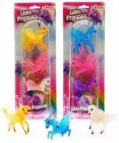 Groothandel plastic speelgoed pegasus 3 stuks