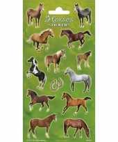 Groothandel poezie album stickers grote paarden speelgoed