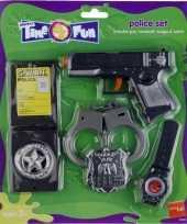 Groothandel politie speelgoed setjes