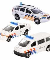 Groothandel politie wagens uitgebreide speelgoed set 4 delig die cast 10271967