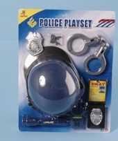 Groothandel politieset voor kinderen speelgoed