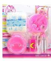 Groothandel poppen speelgoed baby set
