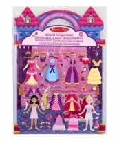 Groothandel prinsessen stickerboek speelgoed