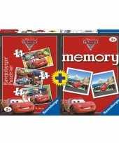 Groothandel puzzel en memory spelletjes cars speelgoed