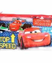 Groothandel rode etui cars 25 x 15 cm speelgoed