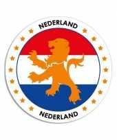 Groothandel ronde nederland sticker speelgoed