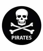 Groothandel ronde sticker pirates speelgoed