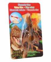 Groothandel rubberen speelgoed dino world bruine vingerpoppetje pterosauri rs