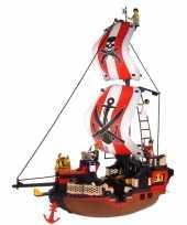 Groothandel sluban groot piratenschip bouwstenen set speelgoed