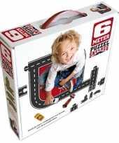 Groothandel snelweg legpuzzel 6 meter speelgoed