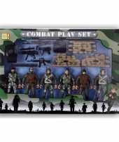 Groothandel soldaten speelgoed setje voor jongens