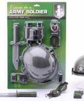 Groothandel soldaten verkleed accessoires speelgoed