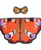 Groothandel speelgoed dagpauwoog vlinder verkleedset