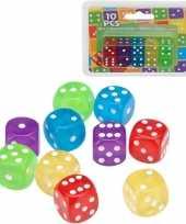 Groothandel speelgoed dobbelstenen 30 stuks