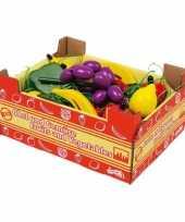 Groothandel speelgoed fruit kistje